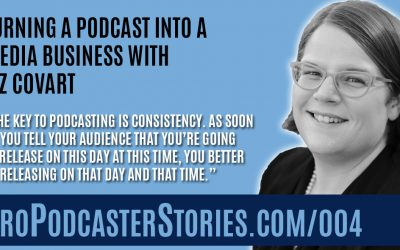 Turning a Podcast Into a Media Business with Liz Covart