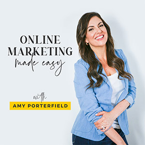 Amy Porterfield Podcast Editor