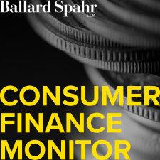Consumer Finance Monitor