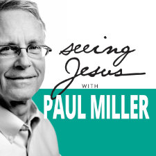 Seeing Jesus with Paul Miller